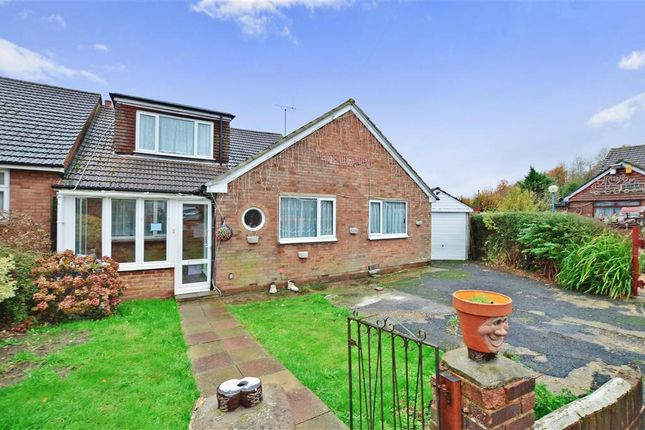 Thumbnail Bungalow for sale in Cooper Road, Snodland, Kent