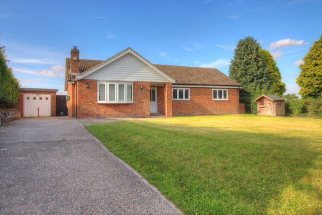 Thumbnail Bungalow for sale in Paddock Garth, Fimber, Driffield