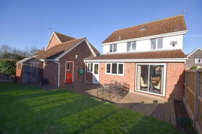 Thumbnail Detached house for sale in South Woodham Ferrers, Chelmsford, Essex