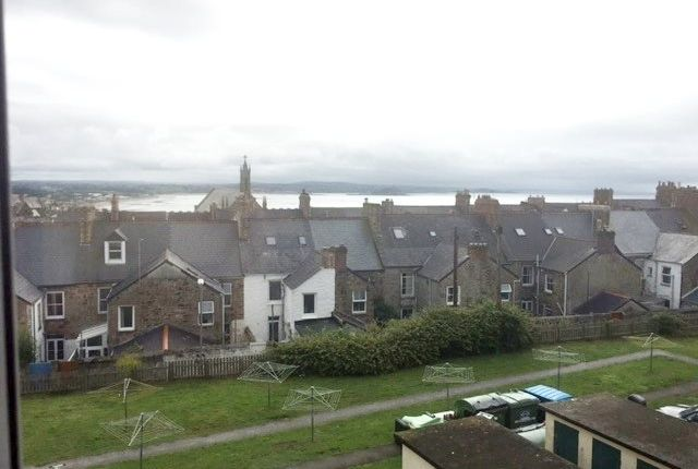 Thumbnail Flat to rent in Prospect Place, St Clare, Penzance