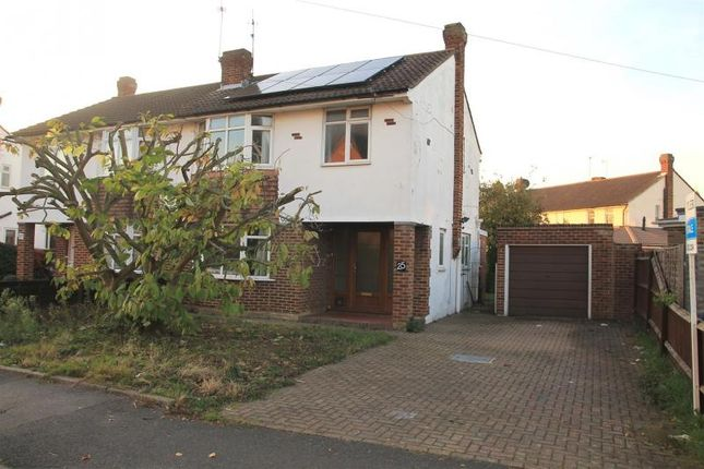 Thumbnail Semi-detached house for sale in Hatch Lane, Windsor