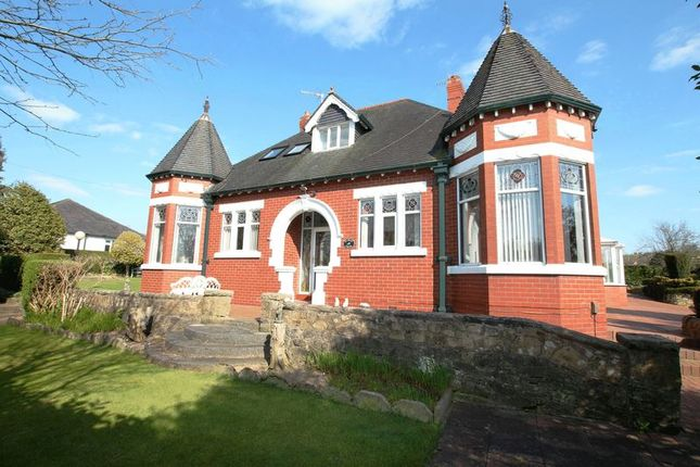 Thumbnail Detached house to rent in Belgrave Towers, Congleton Road, Biddulph