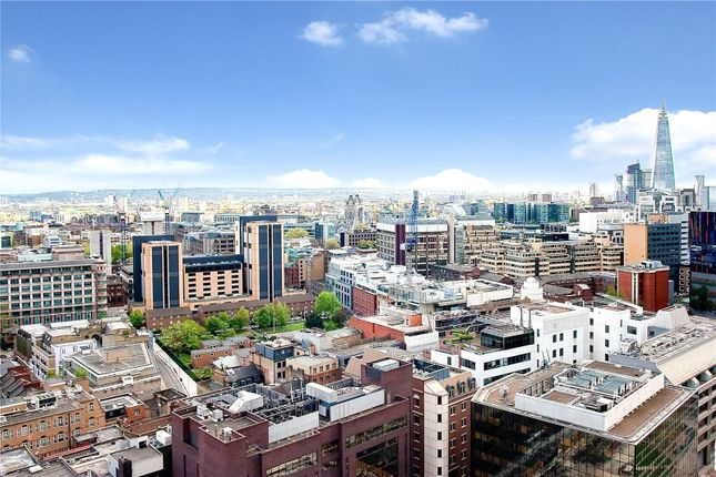 Thumbnail Flat for sale in Wiverton Tower, London