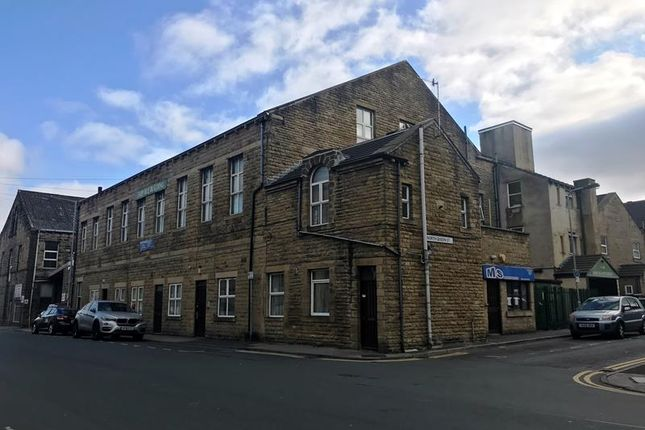 Thumbnail Commercial property for sale in Alice Street, Keighley