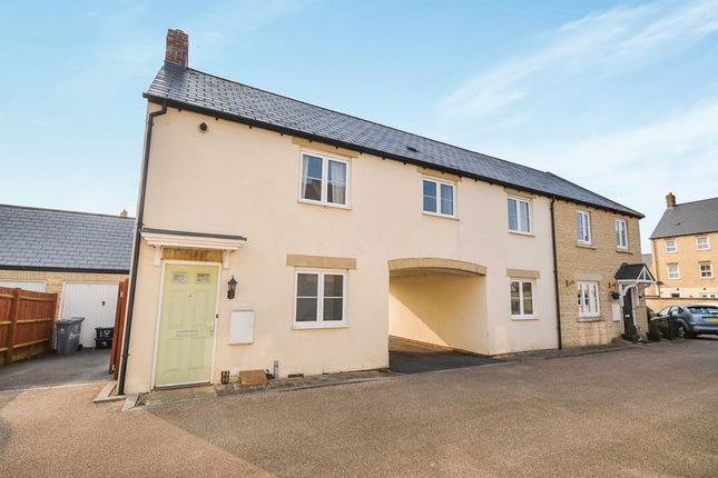 Thumbnail Semi-detached house to rent in Blackthorn Mews, Carterton