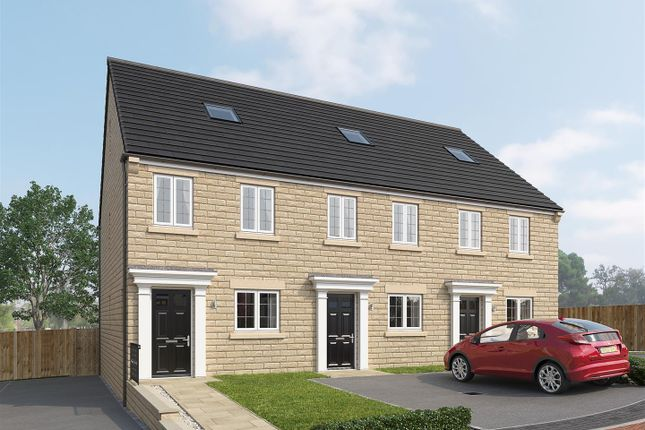 Thumbnail 3 bed property for sale in The Linton, White House Farm, Holdsworth Road, Holmfield, Halifax