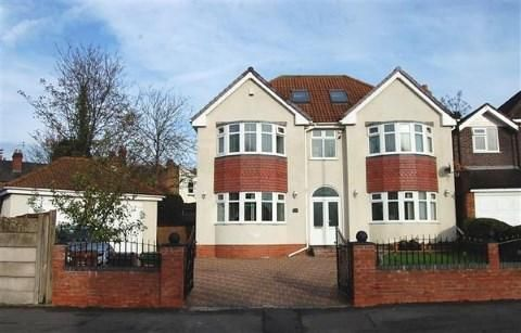 Thumbnail Detached house for sale in Delves Road, Walsall, West Midlands