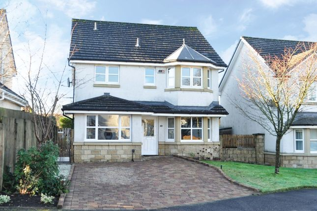 Thumbnail Detached house for sale in Donaldson Way, Balfron, Stirlingshire