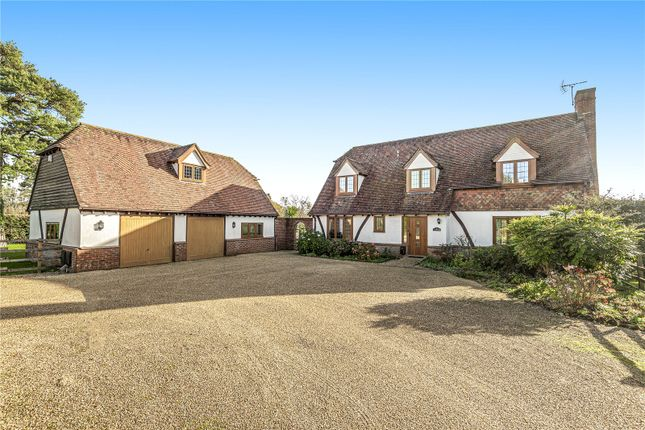 Thumbnail Detached house for sale in Homestead Road, Medstead, Alton, Hampshire