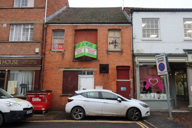 Thumbnail Retail premises for sale in Clare Street, Bridgwater