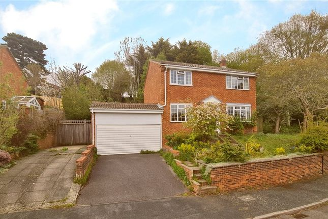 4 bed detached house for sale in Hillbrook Rise, Farnham, Surrey GU9