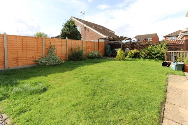 Rear Garden of Hornbeam Close, Wellingborough NN8