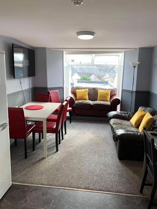 Thumbnail Flat to rent in Uplands Crescent, Uplands, Swansea