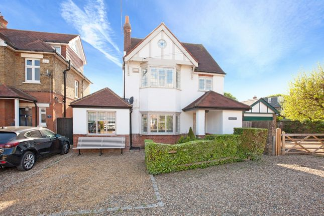 Thumbnail Detached house to rent in Orchard Avenue, Windsor