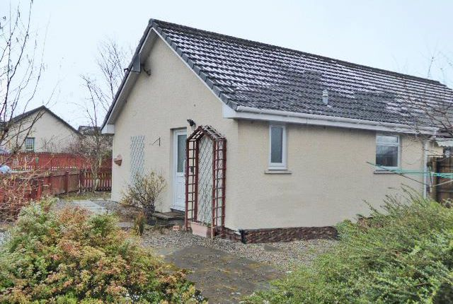Thumbnail Bungalow for sale in 21 Inverlochy Court, Inverlochy, Fort William