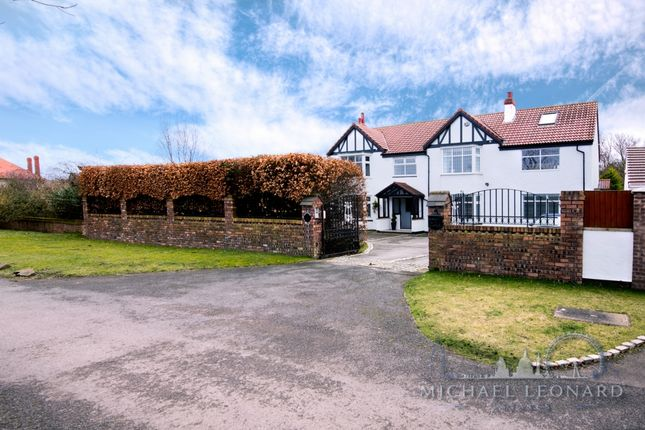 Thumbnail Detached house to rent in Stanlawe Road, Formby