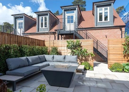 Thumbnail Semi-detached house for sale in Kings Drive, Midhurst, West Sussex