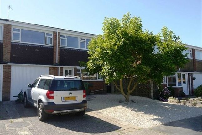 Thumbnail Semi-detached house to rent in Horwood Gardens, Basingstoke