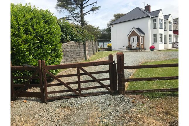 Thumbnail Detached house for sale in New Road, Haverfordwest