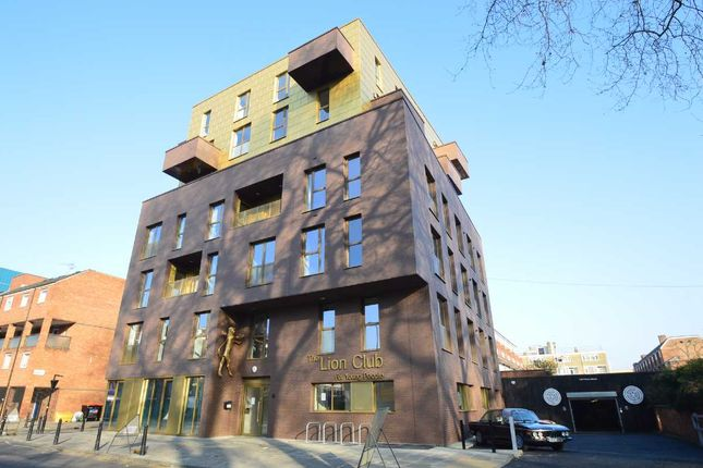 3 bed flat for sale in Pitfield Street, London, Shoreditch