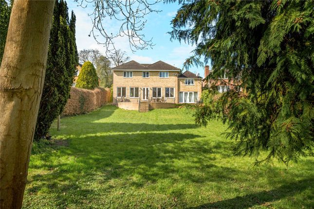Thumbnail Detached house for sale in Hurst Rise Road, Oxford, Oxfordshire