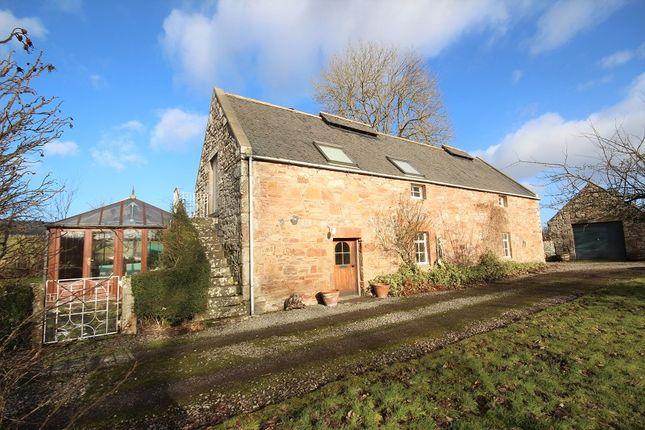 Thumbnail Detached house for sale in Kiltearn House (Former Steading), Kiltearn, Evanton, Dingwall