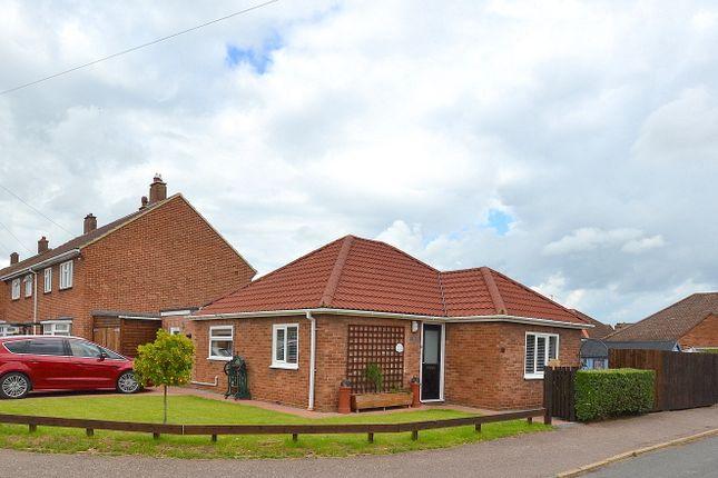 Thumbnail Detached bungalow for sale in Park Road, St. Neots