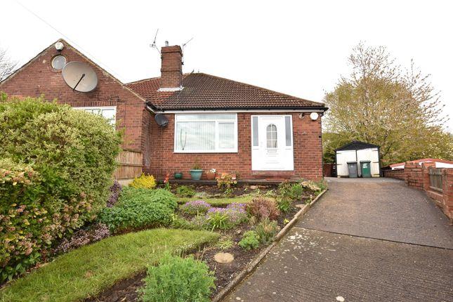 Thumbnail Semi-detached bungalow to rent in Eden Walk, Kirkstall, Leeds