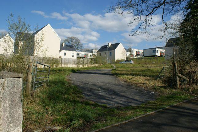 Land for sale in Heol Y Dderi, Llanybydder SA40