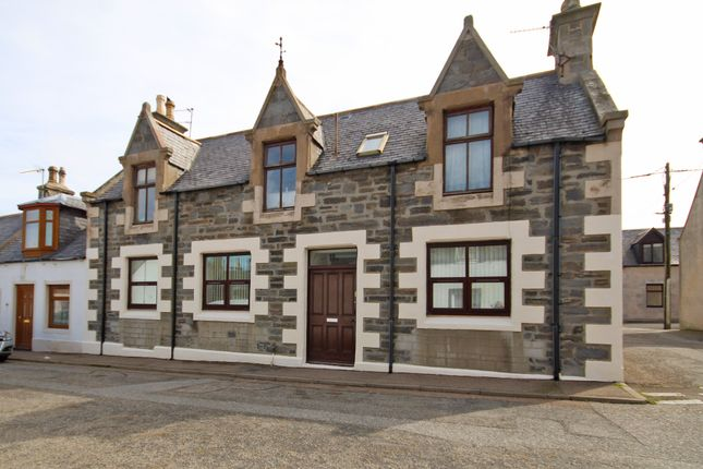 1 bed flat for sale in 18B New Street, Portknockie AB56