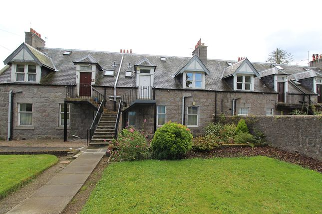 Thumbnail Flat for sale in Malcolm Road, Peterculter