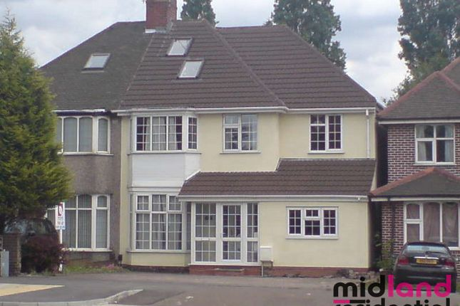 Thumbnail Semi-detached house to rent in Walsall Road, Great Barr, Birmingham