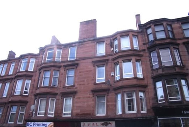 2 bed flat to rent in Hillfoot Street Dennistoun, Glasgow