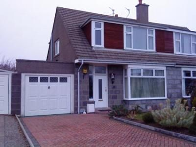 Thumbnail Semi-detached house to rent in Fintray Road, Aberdeen