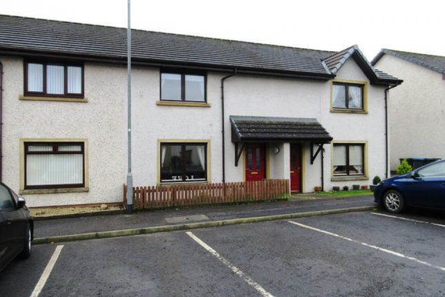 Thumbnail Terraced house to rent in St Mungo's Lea, West Linton, Scottish Borders