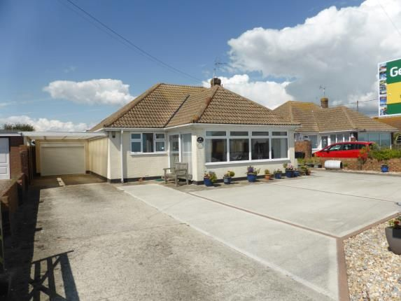 Thumbnail Bungalow for sale in Coast Drive, Lydd On Sea, Romney Marsh, Kent