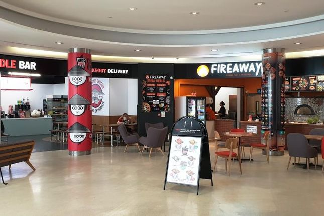 Thumbnail Restaurant/cafe to let in Units 1 & 2, Marlands Shopping Centre, Southampton