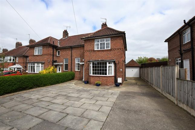 Thumbnail Detached house for sale in Welham Road, Norton, Malton