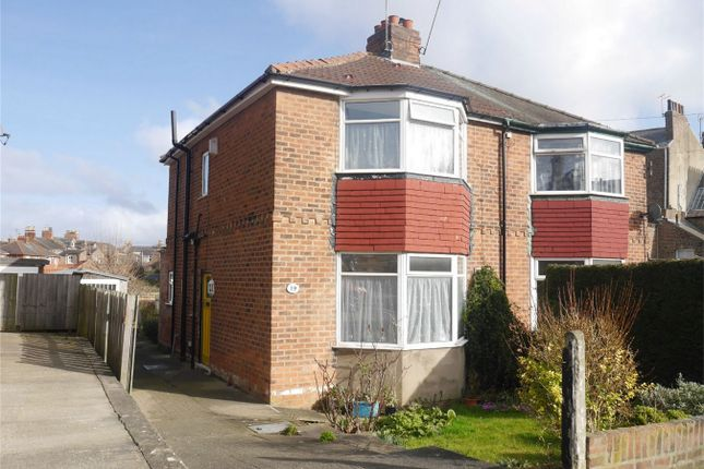 Thumbnail Semi-detached house for sale in Enfield Crescent, Holgate, York