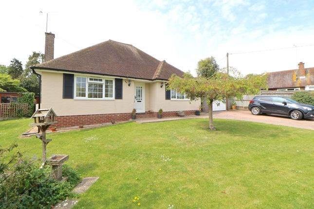 Thumbnail Bungalow for sale in Wannock Road, Polegate, East Sussex