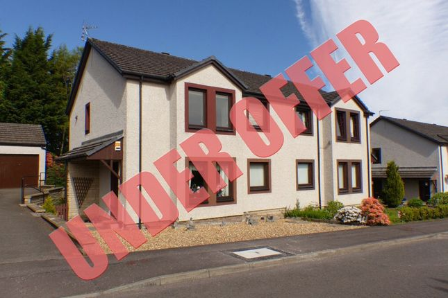 2 bed flat for sale in Errochty Grove, Perth