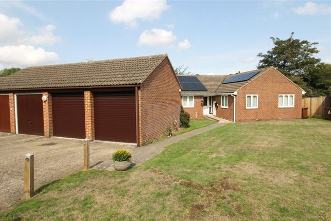 Thumbnail Bungalow for sale in Primrose Close, Chatham, Kent