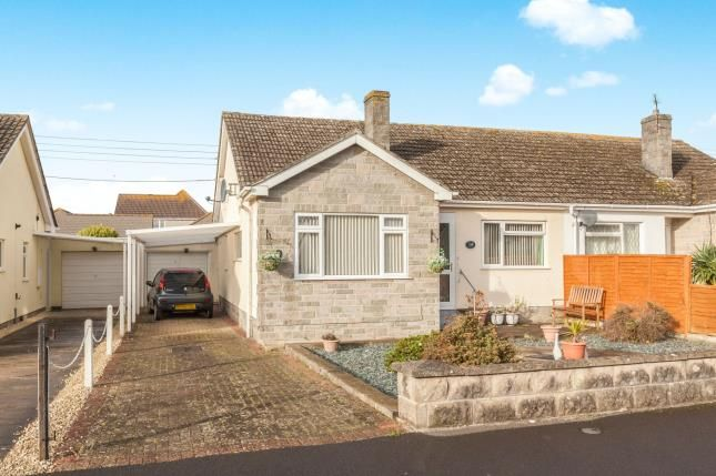 Thumbnail Bungalow for sale in Kewstoke, Weston-Super-Mare, Somerset