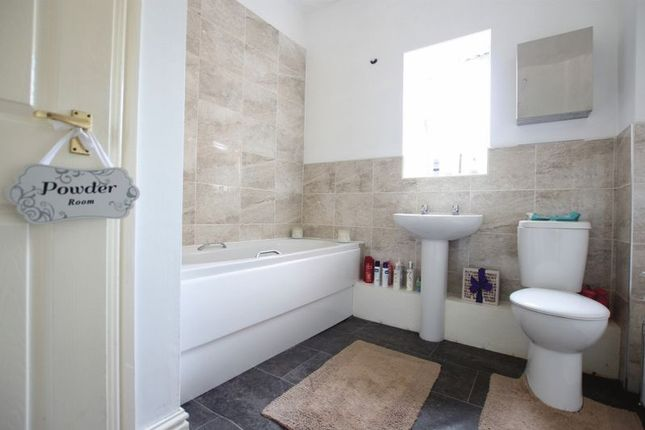Bathroom of Priory Wharf, Birkenhead, Wirral CH41