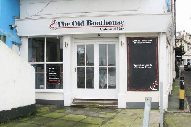 Restaurant/cafe for sale in New Quay Lane, Brixham