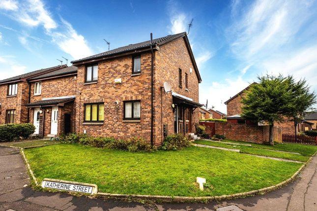 Thumbnail End terrace house for sale in Katherine Street, Kirkcaldy