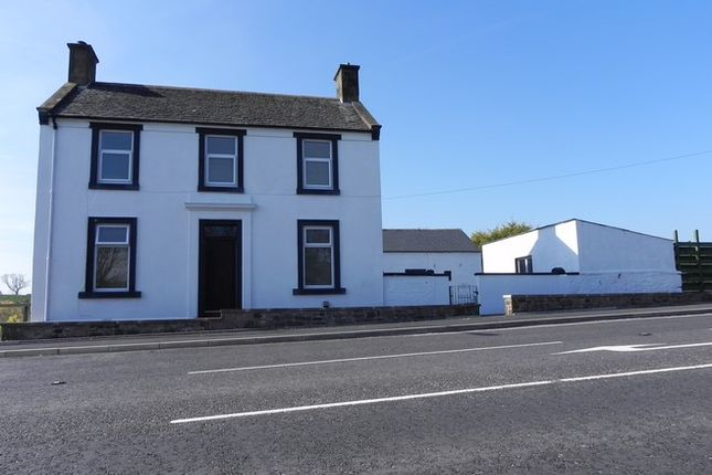 Thumbnail Detached house for sale in Windermere, Stapleton Road, Annan, Dumfries & Galloway