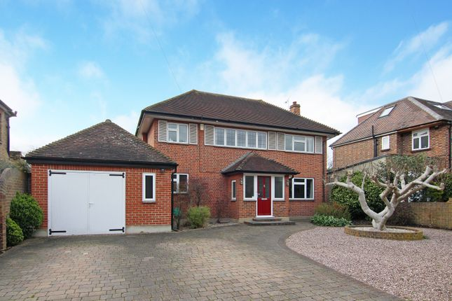 Thumbnail Detached house for sale in Nightingale Road, Hampton
