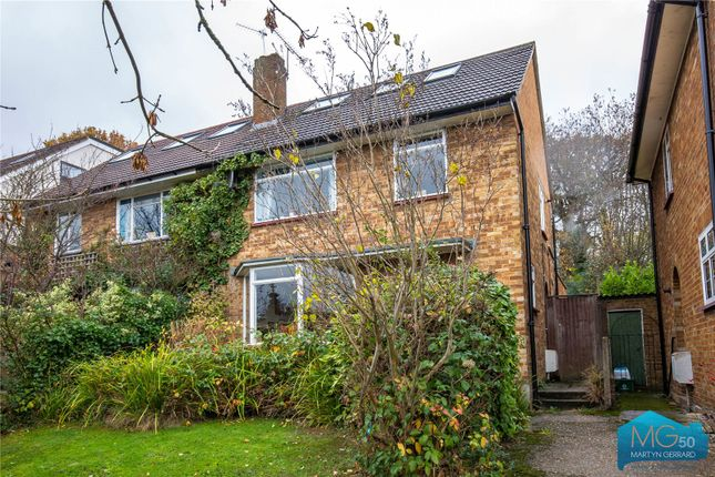 Thumbnail Semi-detached house for sale in Springfield Avenue, Muswell Hill, London