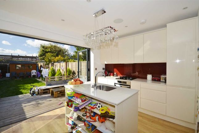 Thumbnail Terraced house for sale in Frederick Crescent, Enfield